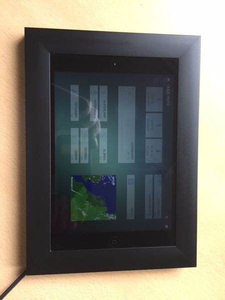 Wallmounted tablets - Page 3 — Athom Forum Archive