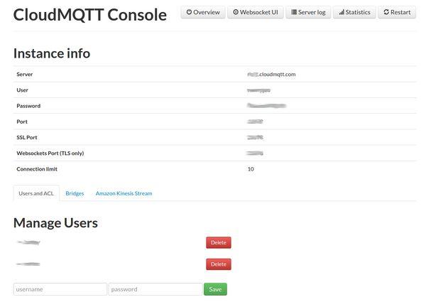 Use CloudMQTT as a broker for ownTracks or MQTT App — Athom Forum
