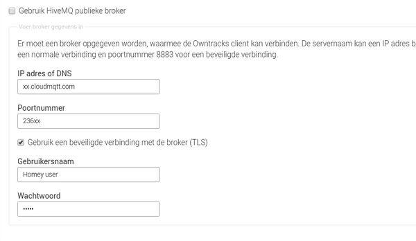 Use CloudMQTT as a broker for ownTracks or MQTT App — Athom