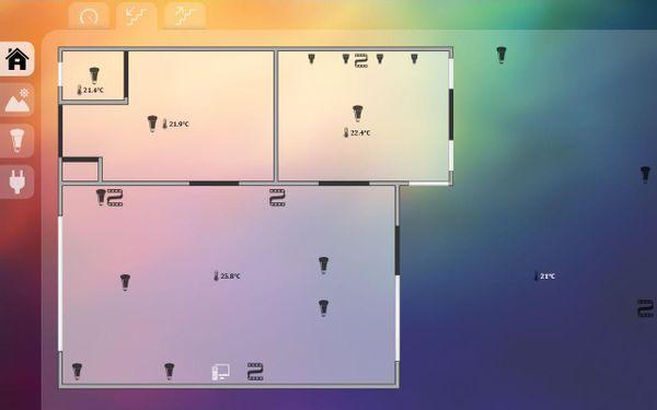 Beta release homeydash a dashboard app for homey u athom