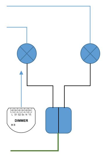 Fibaro Dimmer 2 - Double switch setup — Athom Community Forum