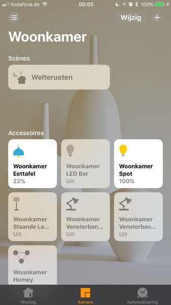 Published] Homekit for Homey — Athom Forum Archive