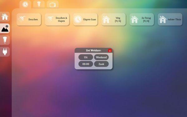 Bureau De Wit Dashboard : Beta release homeydash a dashboard app for homey u athom